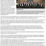 A Welcome Encore From The Welsh Male Voice Choir (Southwesternontario.ca - Sept. 20, 2013)