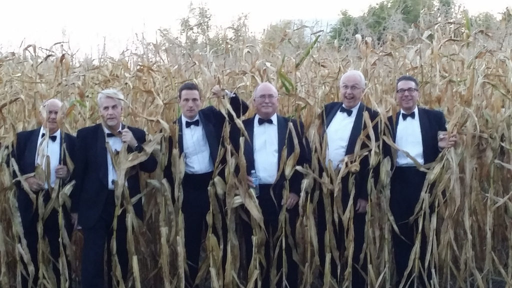 Children of the Corn OR Scarecrows for Hallowe'en - You be the judge