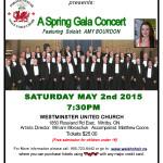 Choir Gala Event (Whitby)