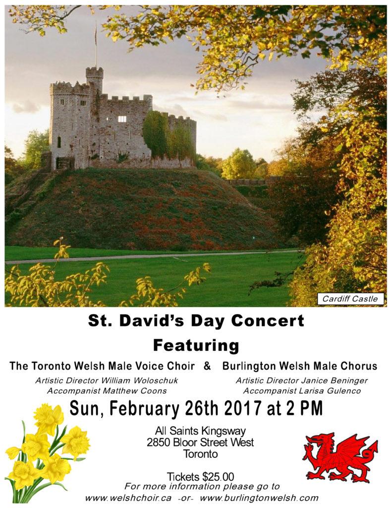 concert poster-st.davids day - 26feb-17