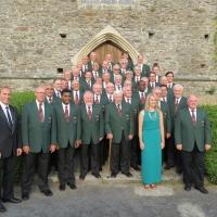 Choir on final concert night at Llantrisant.JPG