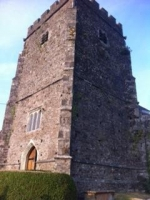 bm-Last tour venue - Old parish church in Llantrissant.JPG