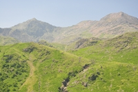 Snowdon and Crib Goch.JPG