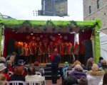 Distillery district concert  Dec. 2011.jpg